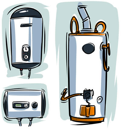 water-heaters-vector